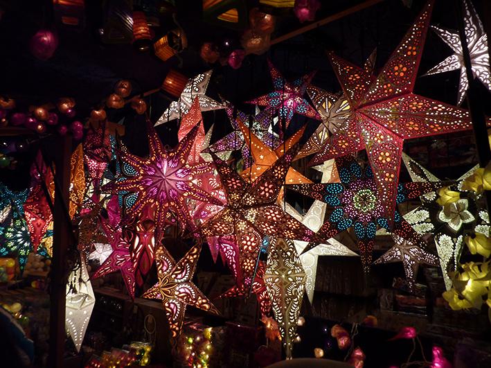 Impression vom Weihnachtsmarkt