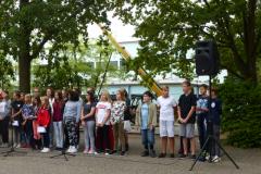 Schulfest-Chor